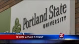 PSU gets grant for sexual assault prevention: 'Tools to enhance their safety'