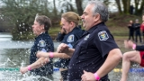 Photos: Divers take an icy dip at 2016 Polar Plunge