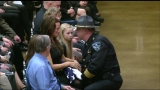 Hundreds pack Seaside Convention Center to remember Officer Goodding
