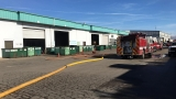 Fire breaks out at Boise recycling building, employee treated for smoke inhalation