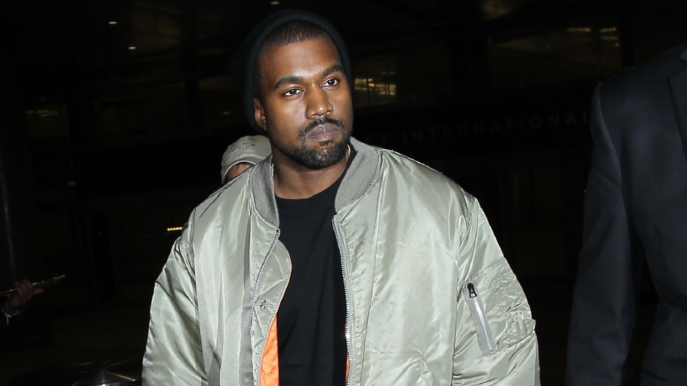 Kanye West unveils new album live at Madison Square Garden