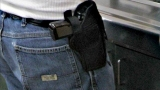 The number of open carry incidents in El Paso during first month of state's new law